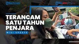 Terlihat Lemas saat Didesak Awak Media, Rachel Vennya hanya Diam Ketika Tiba di Polda Metro Jaya
