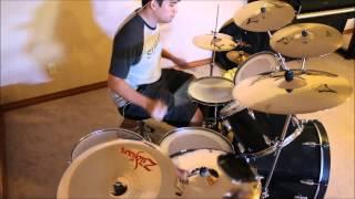 10 Years - Wasteland Drum Cover