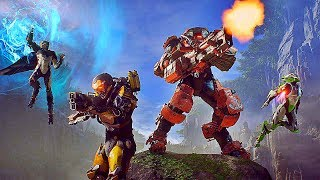 Лучшие новые GAMEPLAY трейлеры игр #4 2019 | Anthem, Mortal Kombat 11, Days Gone, Apex Legends