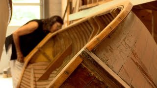 The Wooden Boat Revival