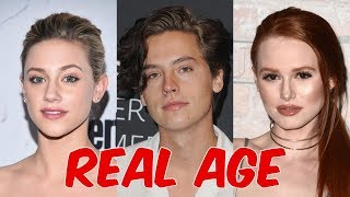 Riverdale Cast Real Age 2018 ❤ Curious TV ❤