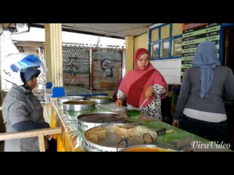 Video toko kue khas Banjar Kurnia Rasa Hj Rukayah Tarmidji Banjarmasin