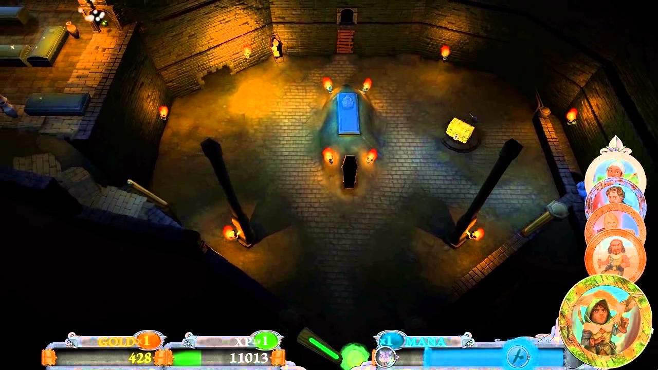 Pinball-Rollenspiel Rollers of the Realm landet im November auf PS 4 & Ps Vita