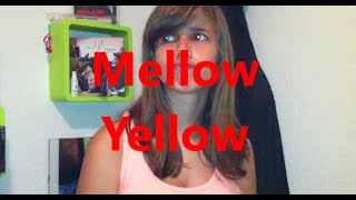 Mellow yellow - Abraham Mateo - Los Minions (Cover Noemi)