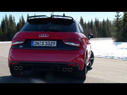 2015 Audi S1 and Audi S1 Sportback quattro test review - Autogefühl