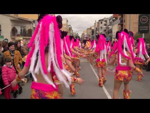 Carnaval Santa Margarida i els Monjos 2015