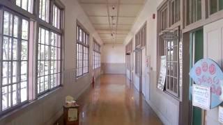 コスプレ穴場撮影スポット旧府中尋常高等小学校校舎