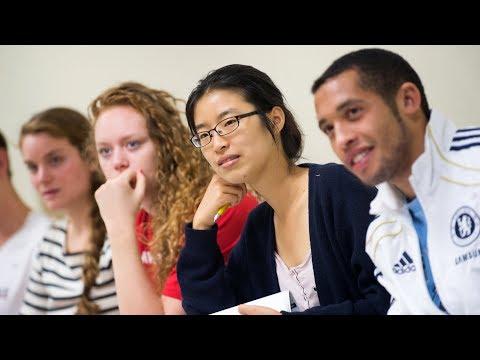 Davidson College - video