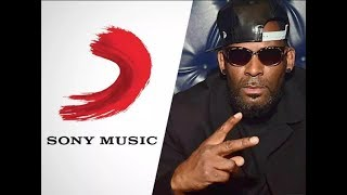 BREAKING: R.Kelly Dropped By Record Label Sony/RCA Amidst Allegations/Protest