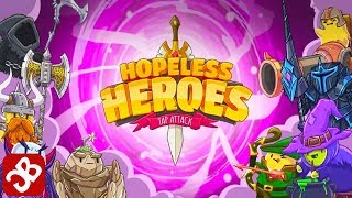 Hopeless Heroes: Tap Attack (By ) - iOS/Android - Gameplay Video