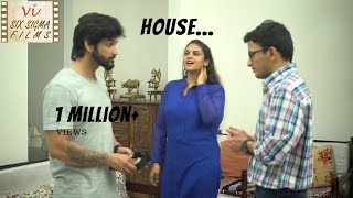 Husband Finds Wife With Her Friend | HOUSE | Hindi Short Film | Six Sigma Films