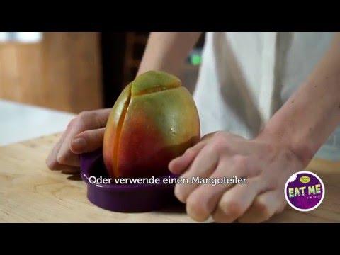 EAT ME - mango bereiten