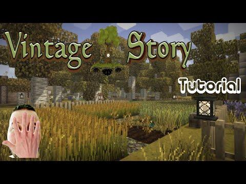 👨🔧 Vintage Story Tutorial 👩🔧 #3 - Wie stellt man Fackeln & Tonformen her! - Gameplay Deutsch