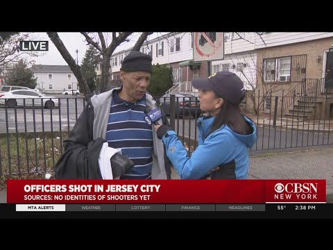 Jersey City Shooting: Witness Recounts 'This Must Be Some Terrorism Stuff'