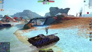 Obj263 8489 DMG 6Kills   World of Tanks Blitz   __DEM0NIAK__