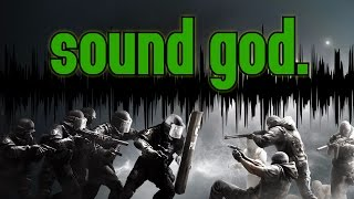 Become A Sound GOD (Tips and Tricks) - Rainbow Six Siege: Velvet Shell