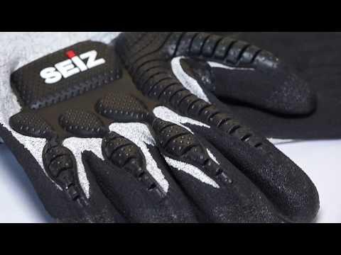 SEIZ LUGE – TH-Handschuh mit 360-Grad-Rundumschnittschutz