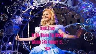 Sophie Evans - No One Mourns The Wicked - 24th February 2018