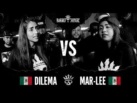 BDS 5: Dilema 🇲🇽 vs Mar-Lee 🇲🇽 [ Batallas Escritas ] ( Host: Badts )