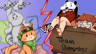 Ugly Humans vs. Cute Animals : The ULTIMATE Showdown! - UNO FUNNY MOMENTS