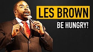 LES BROWN - Incredible LIVE Motivational Speech