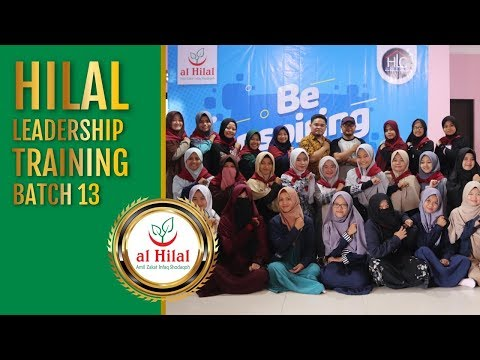 Hilal Leadership Training Batch 13
