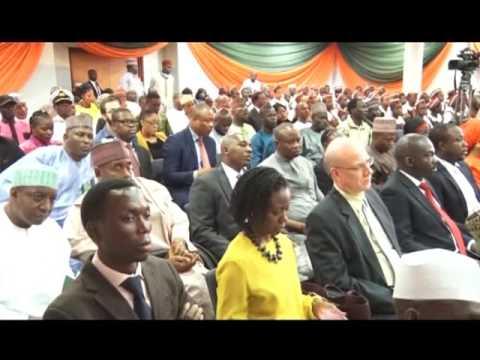 Nigeria Acting President Prof. Osinbajo At Murtala Muhammad Lecture