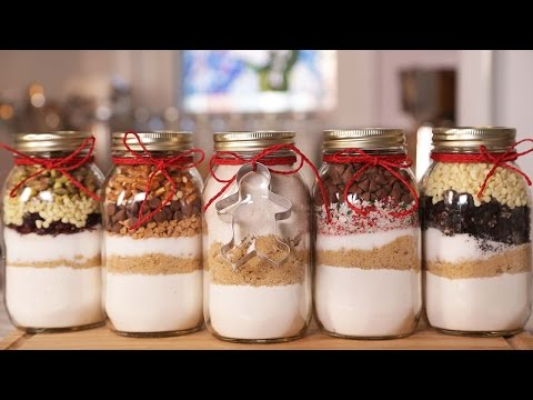 Video 5 Cookie-In-A-Jar Recipes | Ultimate Cookie Countdown