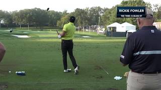 2018 PGA Championship - LIVE from the Range | Round 1