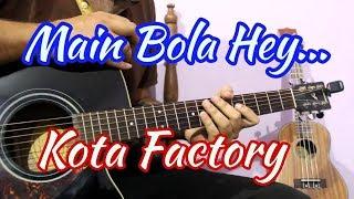Sagar Roy Tujhe Kitna Chahne Lage Hum Kabir Singh Guitar Tabs