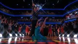 Nick Carter & Sharna - Week 6 - Samba