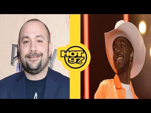 Rosenberg Admits He Was WRONG About Lil' Nas X & 'Old Town Road' Being 'OVER'