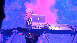Howard Jones Natural Live In Glasgow