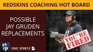 Jay Gruden Fired: Top 10 Candidates To Be Next Washington Redskins Head Coach