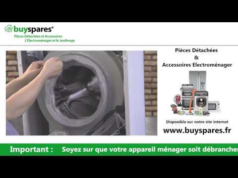 comment nettoyer le filtre d'une machine à laver whirlpool