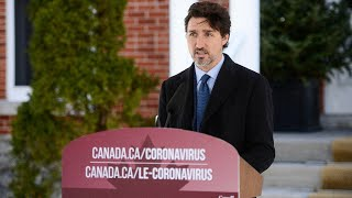 Prime Minister Justin Trudeau says the federal government is partnering with several Canadian companies to produce up to 30,000 ventilators.  To read more: https://www.cbc.ca/1.5524356  »»» Subscribe to CBC News to watch more videos: http://bit.ly/1RreYWS  Connect with CBC News Online:  For breaking news, video, audio and in-depth coverage: http://bit.ly/1Z0m6iX Find CBC News on Facebook: http://bit.ly/1WjG36m Follow CBC News on Twitter: http://bit.ly/1sA5P9H For breaking news on Twitter: http://bit.ly/1WjDyks Follow CBC News on Instagram: http://bit.ly/1Z0iE7O  Download the CBC News app for iOS: http://apple.co/25mpsUz Download the CBC News app for Android: http://bit.ly/1XxuozZ  »»»»»»»»»»»»»»»»»» For more than 75 years, CBC News has been the source Canadians turn to, to keep them informed about their communities, their country and their world. Through regional and national programming on multiple platforms, including CBC Television, CBC News Network, CBC Radio, CBCNews.ca, mobile and on-demand, CBC News and its internationally recognized team of award-winning journalists deliver the breaking stories, the issues, the analyses and the personalities that matter to Canadians.