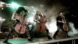 Deathzone   By: Apocalyptica