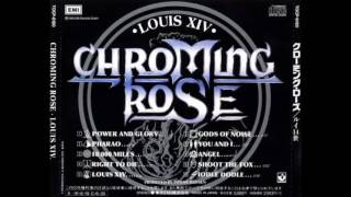 Chroming Rose - Louis XIV 1990 (Full album)