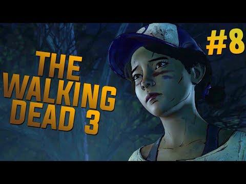 The Walking Dead 3 - |#08| - Nesmíš jim věřit! | Český Let's Play | Český překlad