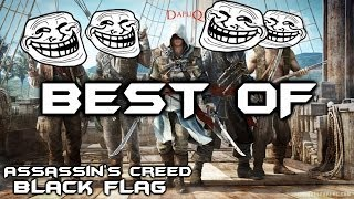 ► To nejlepší ze hry Assassin's Creed 4 : Black Flag ! | BEST OF