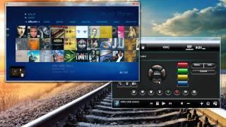 Extra Vegetables Windows Media Center driver for Control4