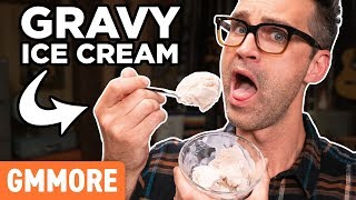 Gravy Ice Cream Taste Test