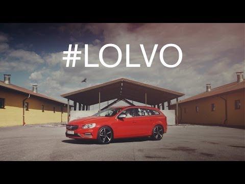 #LOLVO V60