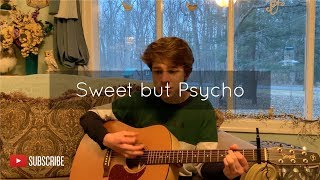 Ava Max   Sweet But Psycho (Acoustic Cover By Tyler Larson)