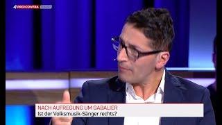 Nationalrat Efgani Dönmez Zu Gast Bei Pro Und Contra Auf PULS 4. TEIL 2
