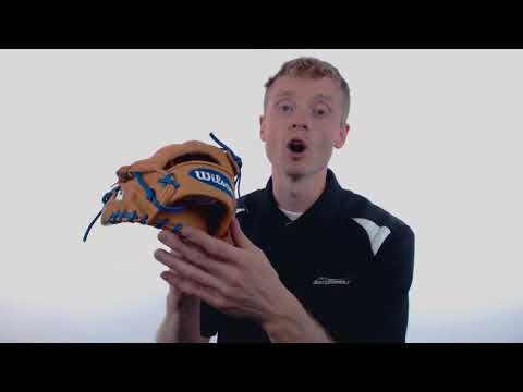 "2018 Wilson A2000 11.5"" Baseball Glove: WTA20RB181789"
