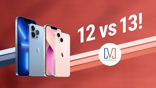 Apple iPhone 13 vs Apple iPhone 12: Time to Upgrade?