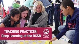 Teaching Practices (Elementary) - Deep Learning