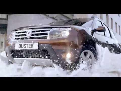 Renault  Duster Паркетник класса J - рекламное видео 1