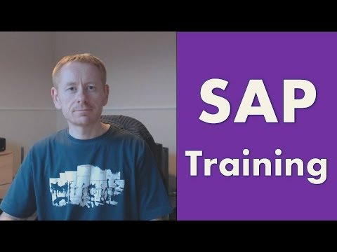 Complete Channel Devoted To SAP Training - YouTube
